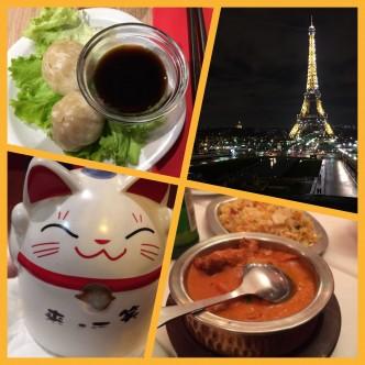 Currylife in Parijs