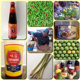 Alternatieve en vervangers voor Thaise kruiden