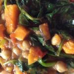 zoete aardappelcurry 3