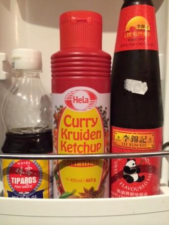 Curry column