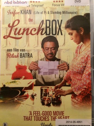 DVD recensie the lunchbox