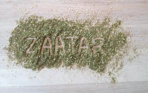 Zaatar kruiden Libanees