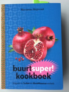 Omslag buurtsuperkookboek