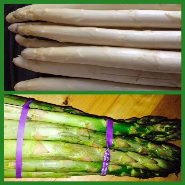 Oosterse Asperges
