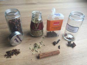5 spice powder zelf maken