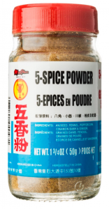5 spice powder