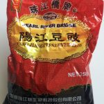 gefermenteerde sojabonen